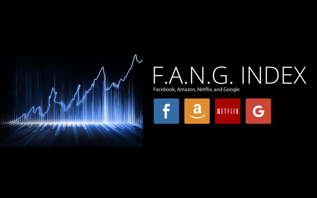 The FANG stocks: how to create a custom index in Optuma