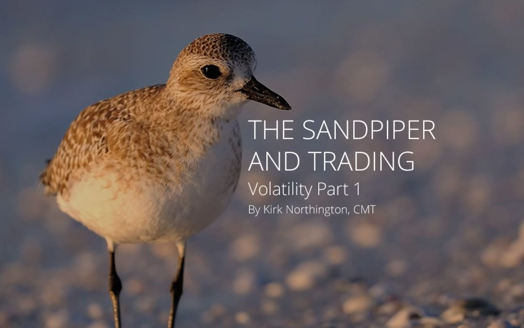 The Sandpiper and Trading – Volatility Trading Part 1