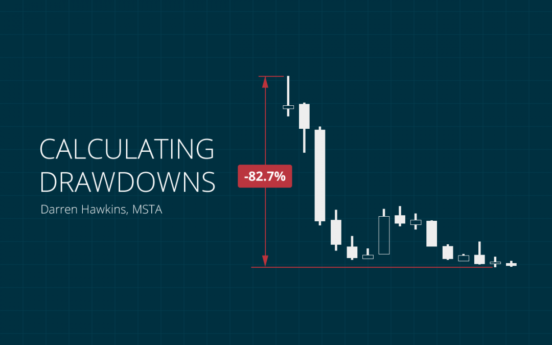 Calculating Drawdowns