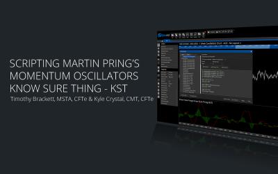 Scripting Martin Pring's Momentum Oscillators – KST